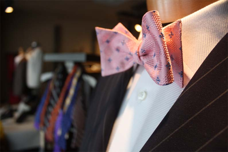 A lovely array of bowties