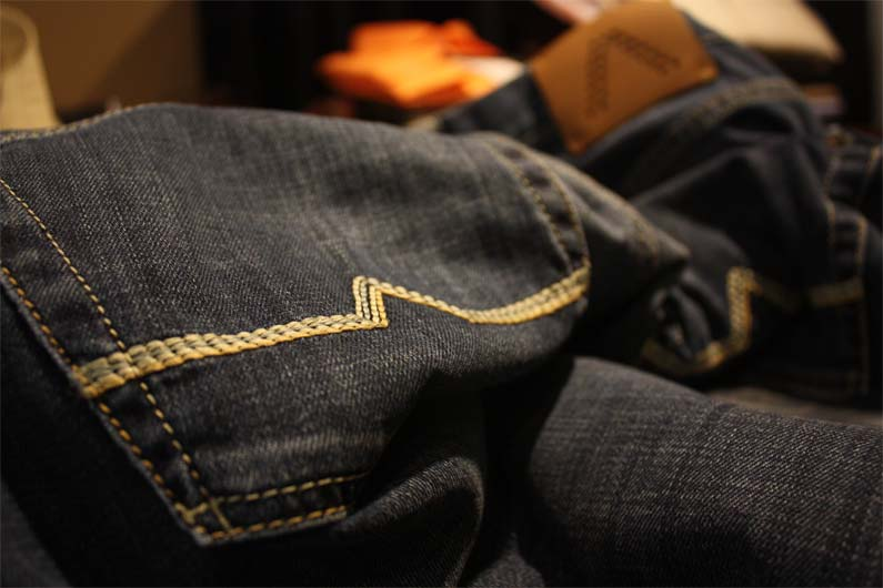 Alberto jeans, fantastic pocket treatments